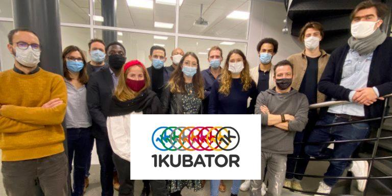 1Kubator — 40 startups rejoignent le réseau 1Kubator en cette nouvelle année, Recap