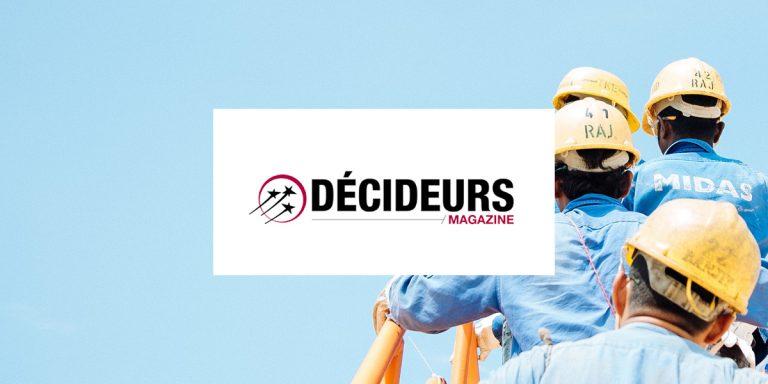 Décideurs Magazine — Santé et sécurité au travail : création d'un outil de prévention des risques, Recap