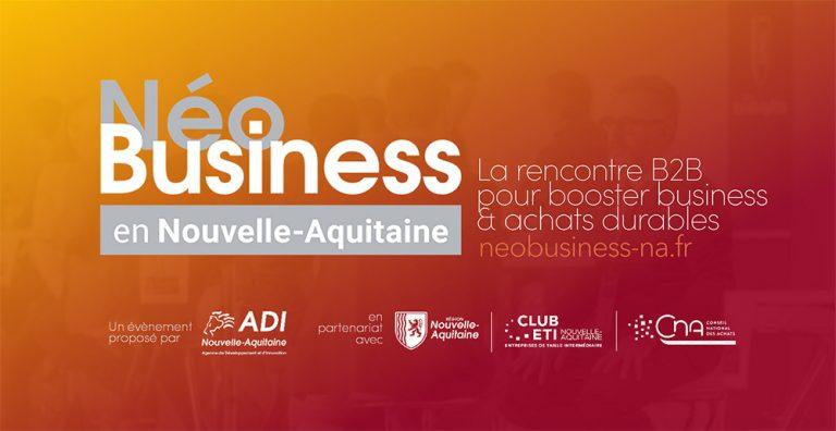 Retrouvez Recap à Neo Business Nouvelle Aquitaine les 8, 9 et 10 novembre 2021, Recap